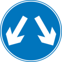 Roadsign Pass Either