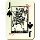 Guyenne Deck Jack Of Spades