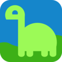 Light Dino Avatar Icon