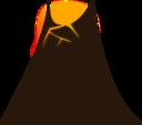 Simple Volcano