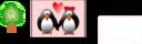 Penguin In The Spring
