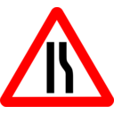 Roadsign Narrows
