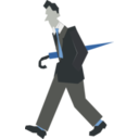 Man Walking