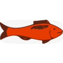 download Fish clipart image with 315 hue color