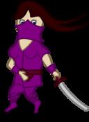 Comic Characters Ninja