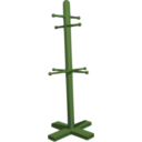 download Coat Stand clipart image with 45 hue color