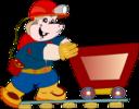 Mascot Enrique Meza C 01