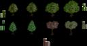 Isometric Tree
