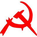Hammer And Sickle Graffiti