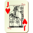 Guyenne Deck Jack Of Hearts
