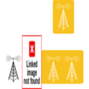 Wifi Broadband Antenna Icon
