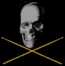 Old Skull Drumming
