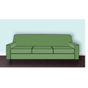 download Living Room Scene clipart image with 45 hue color