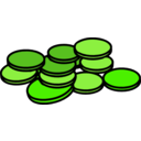 download Coins 1 clipart image with 45 hue color