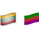 Lithuania Flag Interactive