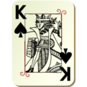 Guyenne Deck King Of Spades