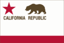 Bear Flag Revolt Modernized Border Solid