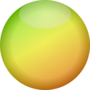 download Empty Button Green clipart image with 315 hue color