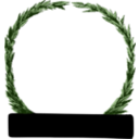 Peace Wreath Green