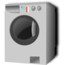 download Washing Machine clipart image with 135 hue color