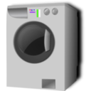 download Washing Machine clipart image with 225 hue color