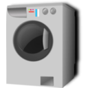 download Washing Machine clipart image with 315 hue color