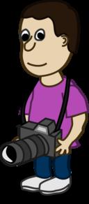 Comic Characters Camera