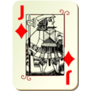 Guyenne Deck Jack Of Diamonds