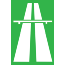Highway Traffic Sign