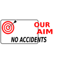 Our Aim No Accidents Simple
