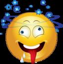 Yellow Accident Smiley Emoticon