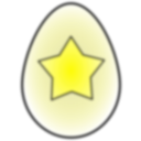 Easter Egg Star