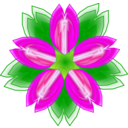 Five Petalled Flower