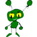 Green Little Creature