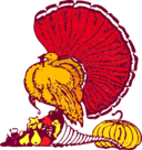Thanksgiving Turkey And Harvest