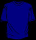 T Shirt Blue
