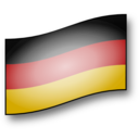 Clickable Germany Flag