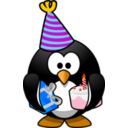 Party Penguin