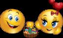 Lover Eastern Smiley Emoticon