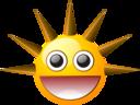 Spikey Smiley