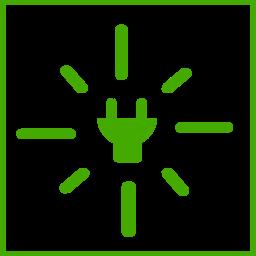 Eco Green Energy Icon Clipart I2clipart Royalty Free Public Domain Clipart
