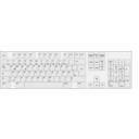German Computer Keyboard Layout